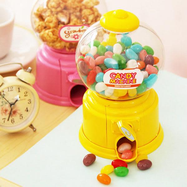 【00108】 !!超過8個請宅配!!韓國超療癒創意玩具 迷你糖果扭蛋機 存錢筒 扭糖機