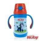 Nuby 不銹鋼真空學習杯 280ml-領航犬