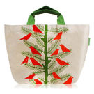 ORIGINS 品木宣言 紐約綠樹限量版環保袋(30x8x23cm)【美麗購】