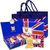 英國貝爾國旗3皂禮盒(含紙袋)2組