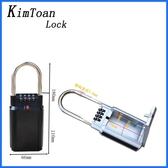 KIMTOAN/金點圖安民宿裝修密碼鑰匙盒免安裝家裝貓眼鎖工地LOGO 青木鋪子