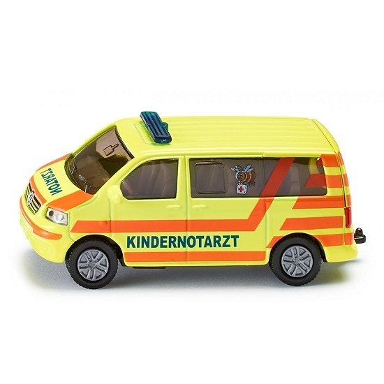 siku 模型車 No.1462 兒童救護車Children's emergency service