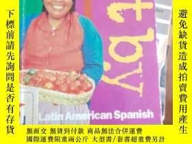 二手書博民逛書店get罕見by in Latin American Spanis