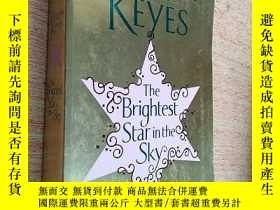二手書博民逛書店THE罕見BRIGHTEST STAR IN THE SKY【大