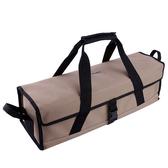 【速捷戶外露營】BG7493探險家EXPLORER硬式萬用帆布工具袋(L號)營釘袋 營釘盒 攜型袋