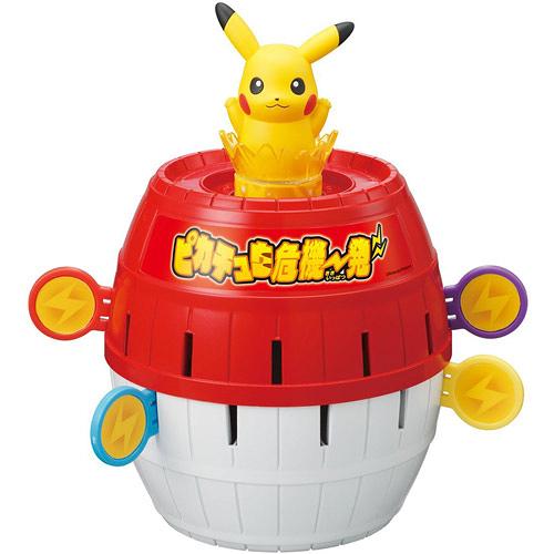 特價 Pokemon GO 精靈寶可夢 神奇寶貝 皮卡丘危機一發_PC86955