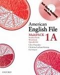 博民逛二手書《American English File: Multipack