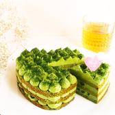 【Kiseki-Bakery】抹茶提拉提斯6吋愛心型