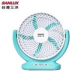 SANLUX台灣三洋 8吋可攜式DC循環電風扇SBF-08D