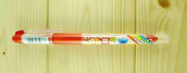 【震撼精品百貨】Sesame Street_芝麻街~擦擦原子筆-紅