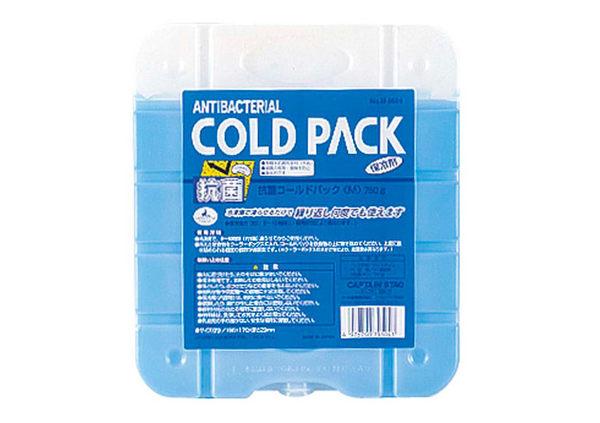 丹大戶外【Captain Stag】日本鹿牌 抗菌冷媒(M) 冰磚/冷媒/冷凍磚 M-9504