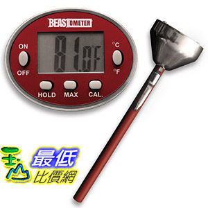 [104美國直購] Digital Meat 數字溫度計 B00NVLF488 Thermometer - BBQ - Cooking $1180