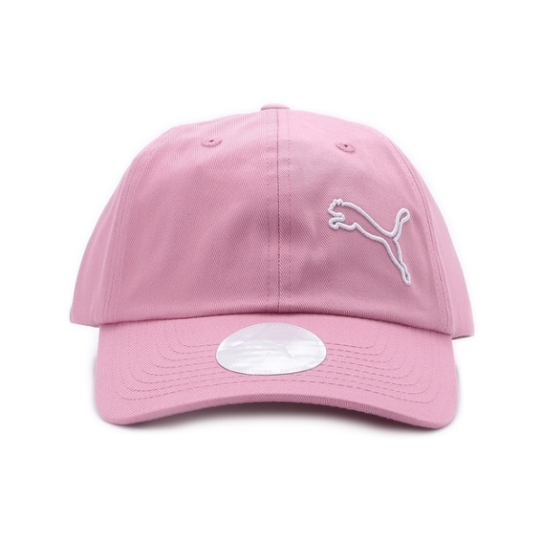 PUMA 鏤空電繡棒球帽 粉 022543-17