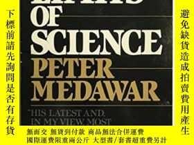 二手書博民逛書店The罕見Limits Of ScienceY364682 Peter Medawar Oxford Univ
