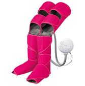 Panasonic【日本代購】松下 空氣按摩器 腿部 膝蓋 溫暖感EW-RA98-胭脂紅
