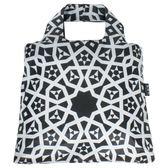 澳洲環保購物袋/Etonico 黑白經典系列 - 鏡像【ENVIROSAX】