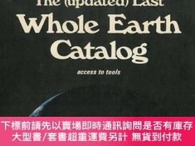 二手書博民逛書店The罕見(updated) Last Whole Earth Catalog-最新的地球目錄Y414958