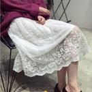 【限時下殺79折】新品正韓寬鬆女中大尺碼內搭襯裙【買了絕對不後悔】