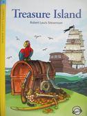 【書寶二手書T5/語言學習_OHX】Treasure island_Robert Louis Stevenson_附光碟