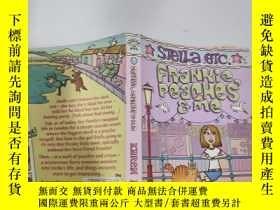 二手書博民逛書店Frankie罕見peaches & me 弗蘭基桃子和我..Y200392