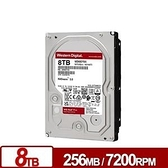 (新)WD 紅標 Red Plus 8TB 3.5吋NAS硬碟 WD80EFBX