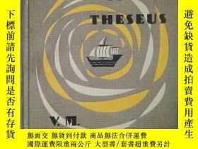 二手書博民逛書店【外文書】SHIP罕見OF THESEUS BY V.M. ST