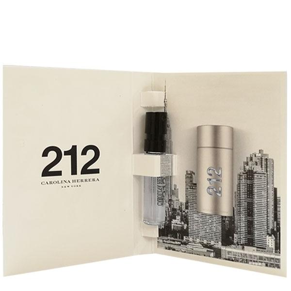 Carolina Herrera 212 MEN 都會 男性淡香水 針管 1.5ml【娜娜OUTLET】 香水針管 試管