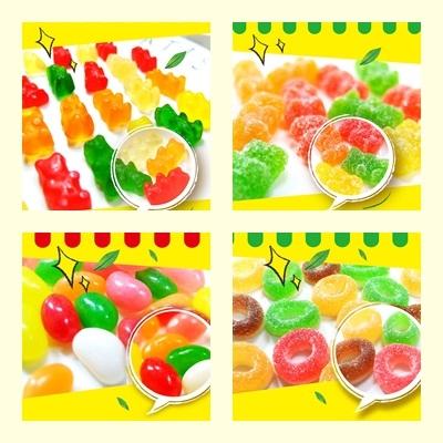 小包軟糖系列55g~熊軟糖 水果軟糖 可樂軟糖 雷根豆 南西糖 圈圈軟糖【AK07097】99愛買小舖