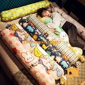 長條抱枕睡覺側睡夾腿枕頭圓柱枕床上靠枕可拆洗【慢客生活】