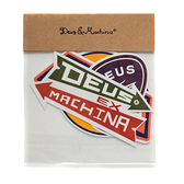 Deus Ex Machina  Mixed Sticker Pack  貼紙  -(多色)