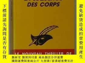 二手書博民逛書店法語原版罕見La Sequence Des Corps de P