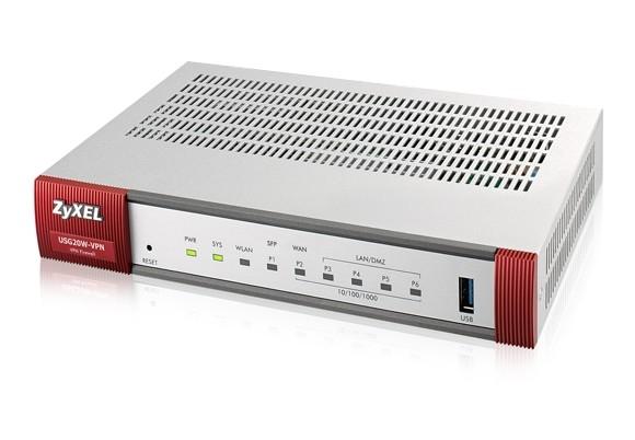 ◤全新品 含稅 免運費◢ ZyXEL USG20-VPN 防火牆