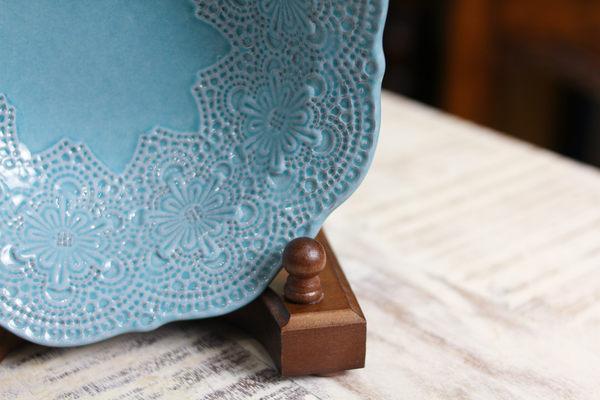 義大利雷絲花紋碗