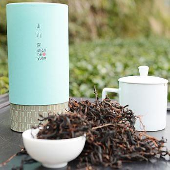【山和院】 黃金緯度阿里山茶職人手採野放蜜香紅茶50G(瑞峰村/台灣高山茶計畫起源產區)