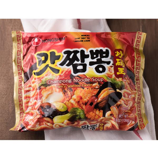 韓國 農心 辣味炒碼麵單包 130g ☆巴黎草莓☆