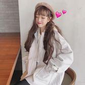 毛呢大衣流行新款韓版嬌小短款森系毛呢外套女矮個子呢子大衣學生「輕時光」
