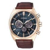 CITIZEN 極致時尚風格光動能腕錶/CA4283-04L