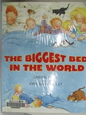 【書寶二手書T9/少年童書_J22】The Biggest Bed in the World_Lindsay Camp