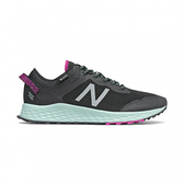 New Balance 女款黑色輕量越野跑鞋-NO.WTARISGB