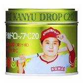 KAWAI 卡歡喜健康肝油球加C (180粒/罐)有效期限2020.03.06