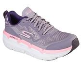 Skechers Max Cushioning Premier [17690MVE] 女鞋 運動 休閒 慢跑 厚底 紫粉