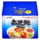 【麻吉熊】韓國Paldo 八道高麗麵海鮮味113g*5入