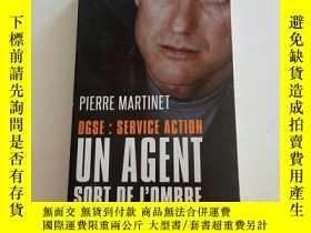 二手書博民逛書店法語原版書罕見DGSE Service action : Un