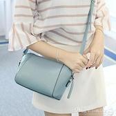 迷你夏季新款潮日韓簡約貝殼包時尚百搭女包小包包側背斜背包 伊蘿
