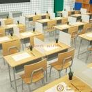隔板遮陽屏風學生課桌考試移動板隔斷擋片辦公桌面擋板防飛沫桌子【小獅子】