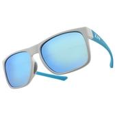 ZIV 水銀運動太陽眼鏡 S112 028 (霧白-灰電藍白鏡片) 台灣製 戶外專用防水 運動眼鏡 # 金橘眼鏡
