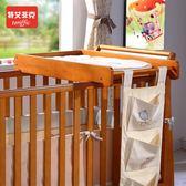 新生嬰兒實木換尿布台護理台多功能收納儲物換衣整理洗澡台 【好康八九折】
