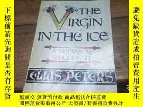 二手書博民逛書店THE罕見VIRGIN IN THE ICEY271632 El