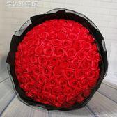 香皂花肥皂玫瑰花束教師節情人節送 米蘭潮鞋館