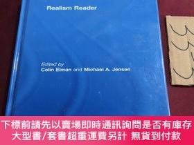 二手書博民逛書店realism罕見reader現實主義的讀者Y237539 Colin elman Routledge 出版